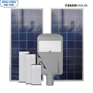 Đèn đường led năng lượng mặt trời 100W -90W-60W