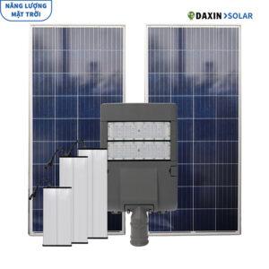 Đèn đường led năng lượng mặt trời 60W -50W-40W